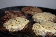 Contacto con lo Divino: Hamburguesas Caseras. Mcdonalds, Risotto, Food And Drink, Keto, Cookies, Chicken, Desserts, Cheeseburgers, Healthy Recipes