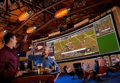 Gaylord Texan – Texan Station Sports Bar