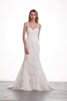 This beautiful 'Shelby' gown designed by Atelier Lyanna is now available at Georgina Pimm Bridal Boutique.