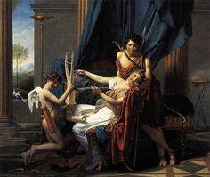 Pinturas de Jacques-Louis David!