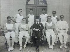 Egyptian Wrestling Team, Royal Era | www.egyptianroyalty.net… | Flickr