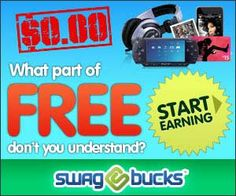 Tri Cities On A Dime: SWAGBUCKS - WHAT PART OF FREE DON'T YOU UNDERSTAND...