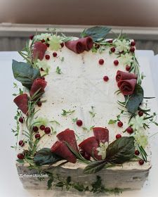 Sandwich Cake, Sandwiches, Iran Food, High Tea, Soul Food, Food Art, Chocolate Cake, Cake Decorating, Planter Pots