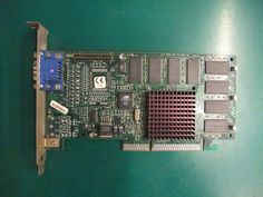 3dfx Voodoo3 2000 16 MB AGP Video Graphics Card Video Card, Garnet, Graphics, Cards, Granada, Graphic Design, Printmaking, Maps, Playing Cards