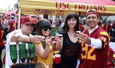 Countdown to Kickoff: The Top 5 Colleges for Tailgating | Shine Food - Yahoo! Shine - AUBURN is #1!!