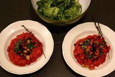 Nachgekocht aus dem BioRezeptkistl von Adamah Biohof Risotto, Ethnic Recipes, Food, Beetroot, Rezepte, Essen, Yemek, Meals