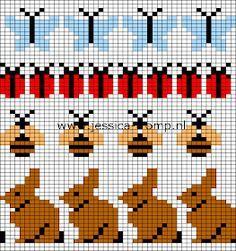Fair Isle Knitting Patterns, Knitting Charts, Knitting Stitches, Knitting Designs, Hand Knitting, Knitting Tutorials, Hat Patterns, Loom Knitting, Cross Stitch Embroidery