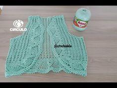 Crochet Animal - Learn How to The Purple Petunia Baby Shawl size months Closed Caption Crochet Bolero Pattern, Crochet Jacket, Crochet Blouse, Stitch Crochet, Crochet Stitches, Crochet Bikini Top, Knit Crochet, Blanket Crochet, Crochet Flower