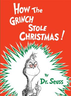 No holiday season is complete without the Grinch, Max, Cindy-Lou, and all the residents of Who-ville, in this heartwarming story about the effects of the Christmas spirit on even the smallest and coldest of hearts. Like mistletoe, candy canes, and caroling, the Grinch is a mainstay of the holidays, and his story is the perfect gift for young and old. (Ages 5-9)