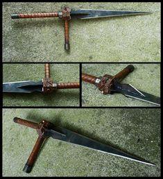 Steampunk Crafts   steampunk sword akurojin by tamonten artisan crafts metal work 2010 ...