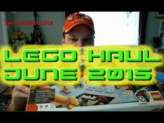 LEGO Haul and Find June 2015