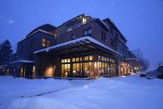 The Limelight Lodge in Aspen, CO...BEST hotel for a good price!  Rebuilt in 2006