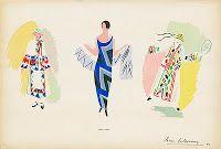 Sonia Delaunay designs