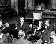 Charlie Chaplin Hearst Castle