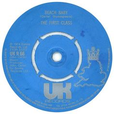Beach Baby, by the First Class.  Awarded a medal at the Venice Biennale for the best use of a Sibelius theme in a pop or rock 45rpm single, 1974