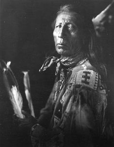 Jack Red Cloud (the son of Red Cloud) - Oglala – 1913