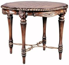 Ambella Home Collection   Sullivan Game Table
