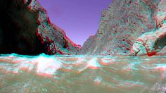 Grand Canyon Colorado River Rapids in March - April Taken with dual GoPro Hero 4 cameras. Use red/blue glasses to see the effect. Grand Canyon Colorado, Colorado River, 3d Video, Gopro Hero, 3 D