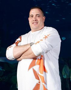 """Meet Wayde King, star of Tanked, at the 3rd Annual """"Mike Hammer Celebrity Go-Kart Race,"""" a Benefit for Veterans on Oct. 22 in Las Vegas"""