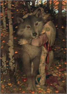 One of my absolute favorites...Gennady Spirin