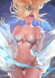 League of Legends, Janna Winforce, by instant ip