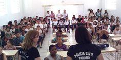 Polícia Civil participa da ''Semana Nacional do Trânsito'' em Jacarezinho - http://projac.com.br/noticias/policia-civil-participa-semana-nacional-transito-jacarezinho.html