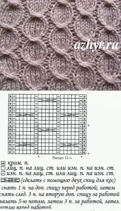 Rib Stitch Knitting, Knitting Needle Case, Cable Knitting, Knitting Needles, Beginner Knitting, Knitting Room, Easy Knitting Patterns, Knitting Charts, Knitting Designs