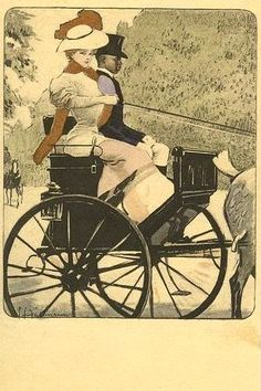 Horse Drawn, Old Postcards, Vintage Posters, Entertainment, Horses, Artist, Poster Vintage, Artists, Horse