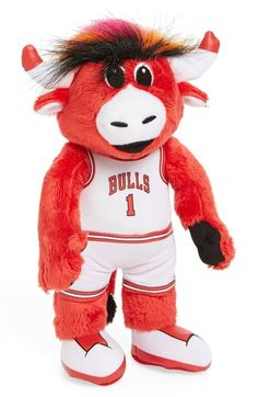 4eb7f7edb77 Bleacher Creatures Chicago Bulls - Benny the Bull Plush Toy