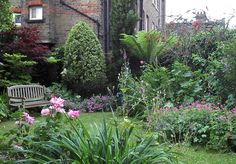 Pictures Of Small Gardens