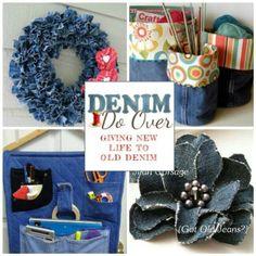 Denim projects