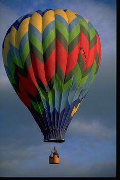 ✮ Balloon in Flight