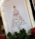 12 Free Christmas Printables  {decor, gifts, activities, organize}
