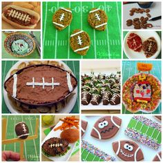 Here are 15 Football Fun Food Ideas that will wow your guests for a Super Bowl party. You will be surprised at how easy it is to shape your game day recipes into footballs, helmets, & stadiums. Your little and big football fans will love it! Jill Mills is a mom of 3 little boys [...]