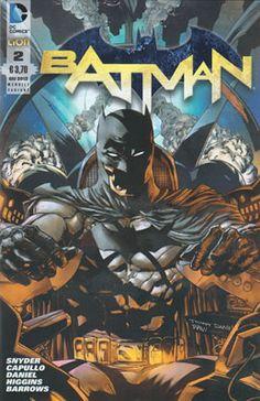 Batman, Lion 2 (Variant cover)