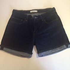 Levi's 515 Denim Jean Shorts Size 10 #Swapdom