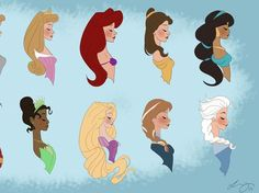 If Disney Princesses Had Sisters, Who Would You Be?