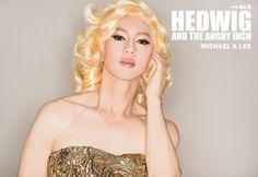 2017 뮤지컬 <헤드윅> 포스터&컨셉사진 마이클리