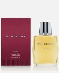 Burberry  eau de  toilette spray 3.4oz/100ml for men. New in box. Unused, never been used! BURBERRY  BRIT eau de toilette  spray 3.4oz/100ml for men, New in box, intake, never opened!  100% original by Burberry! Reasonable price with free shipping! Pretty bottle for big men!  Nice smell, not strong nor weak, in between means mild. One spray is good. However people who do not take shower for them 2 spray or even more! Do not use too much, a lot of pretty ladies will be around you! Start your… Burberry Brit, Big Men, Smell Good, Pretty Woman, Special Gifts, Perfume Bottles, Fragrance, Strong, Free Shipping