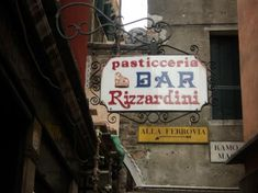 Pasticceria Rizzardini.     Hard to find. Seek it out. The Krapfen / Frittelle, mmmmm.