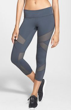 Free shipping and returns on Zella 'Luminous' Capris at Nordstrom.com. A stretchy leg-conforming knit bisects with ventilating mesh panels on tone-on-tone capris to keep you cool and moving freely from pose to pose.