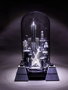 Superman's The Bottle City of Kandor