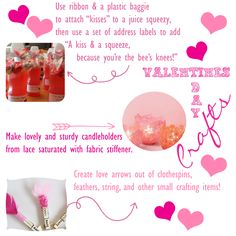 Lauren Paints | a beautiful life: Valentine's Day Crafts & a Swag for Your Sweetie Giveaway Hop {ends 2/7}