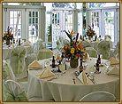 Florida Beach Weddings | St. Pete Beach Weddings | Grand Plaza Beachfront Resort.  Tropical Pineapple wedding centerpieces.  www.grandplazaflorida.com