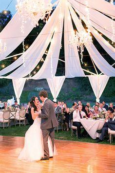 The Prettiest Wedding Dance Floors We've Ever Seen