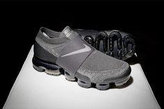 Preview: Nike Air VaporMax Laceless 'Grey' - EU Kicks: Sneaker Magazine
