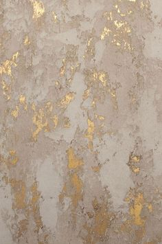 60 Ideas For Wall Paper Accent Wall Bedroom Vintage Bathroom Look Wallpaper, Metallic Wallpaper, Painting Wallpaper, Diy Painting, Gold Accent Wallpaper, Painting Textured Walls, Painting Pots, Creative Wall Painting, Nebula Wallpaper