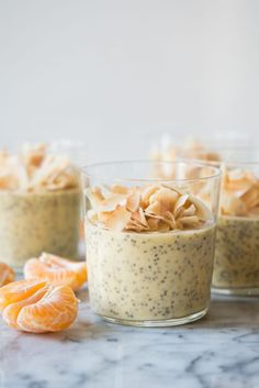 Creamsicle Chia Pudd