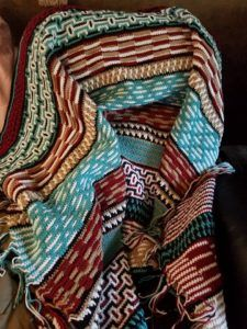 I love these colors!!! – lh creations