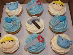 Bob The Builder Cupcakes cakepins.com
